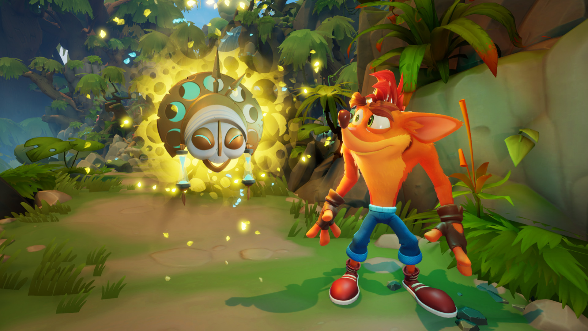 The Art of Crash Bandicoot 4 It's about Time