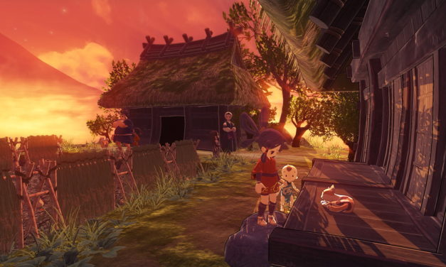 Sakuna Of Rice and Ruin Is Getting the Collector's Edition Treatment