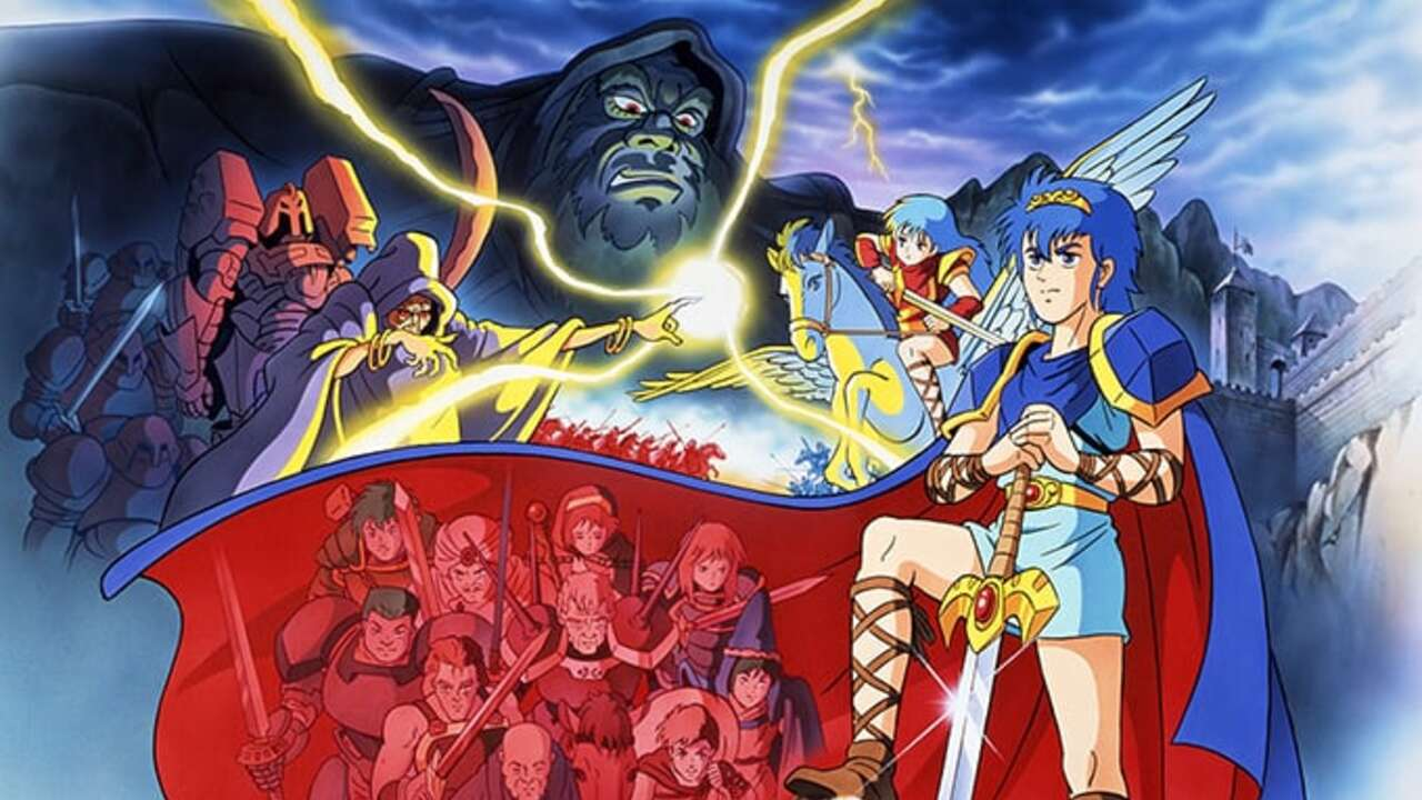 Fire Emblem Shadow Dragon & the Blade of Light 30th Anniversary Edition