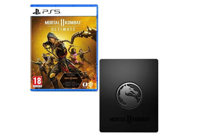Mortal Kombat 11 Ultimate Limited Edition