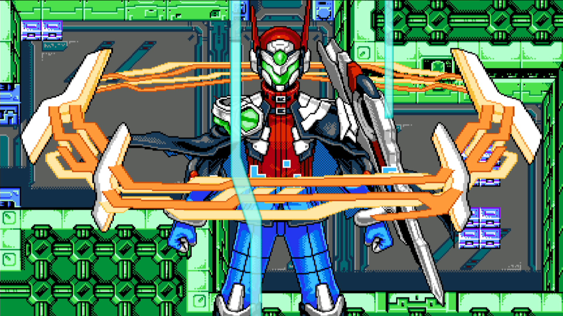 Blaster Master Zero Trilogy MetaFight Chronicle Limited Edition