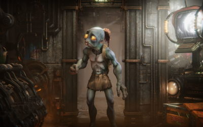 Oddworld Soulstorm Odditions available to Pre-Order