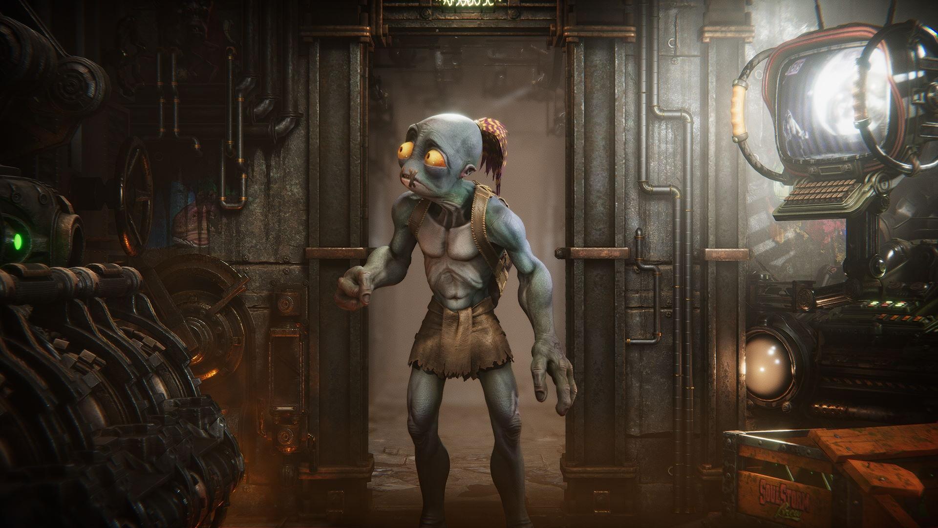 Oddworld Soulstorm Collector's Oddition