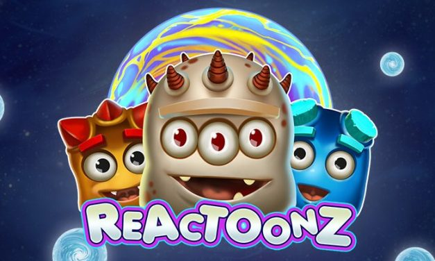 Reactoonz was released in 2018 – what is it?
